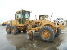 MOTOR GRADER CATERPILLAR 1974 140G 81V810            CANCELLED / ยกเลิก