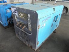 AIR COMPRESSOR AIRMAN 2005 PDS130S B3-5B20107 ปั๊มลม