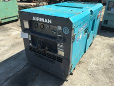 AIR COMPRESSOR AIRMAN 2004 PDS90S 71-5B13158            CANCELLED / ยกเลิก