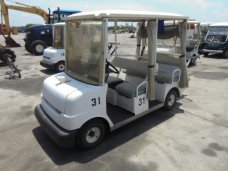 GOLF CAR HITACHI  HIC-860Q 406186031 รถกอล์ฟ
