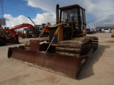 BULLDOZER CATERPILLAR 1997 D3C 8DL00084 รถดันดิน