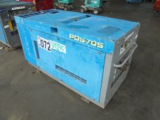 AIR COMPRESSOR AIRMAN  PDS70S 70-5B10390 ปั๊มลม