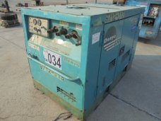AIR COMPRESSOR DENYO  DIS-130SB 3686658 ปั๊มลม