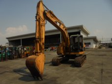 MINI EXCAVATOR CATERPILLAR  313C *CAT0313CJHGF00475* รถขุดเล็ก