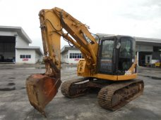 HYD. EXCAVATOR CATERPILLAR 2005 313C CAT0313CLHGF00921 รถขุด