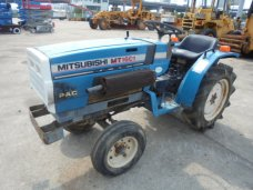 AGRICULTURAL TRACTOR MITSUBISHI  MT1601 T15C-10175 รถไถนา