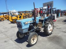 AGRICULTURAL TRACTOR MITSUBISHI  D2000 M62-75124 รถไถนา